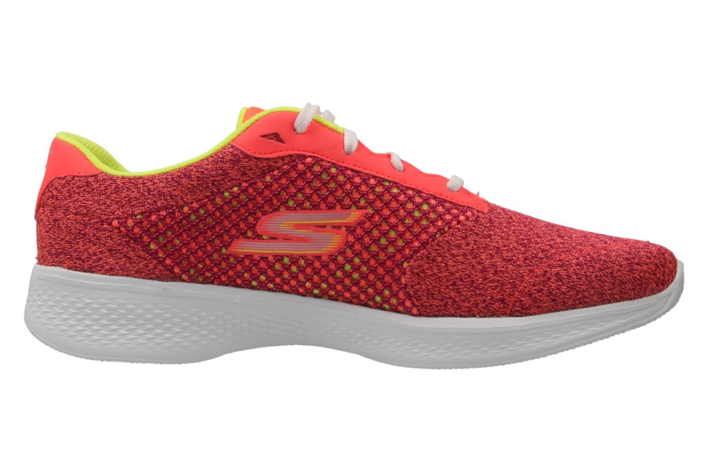 Skechers Sneaker in Übergrößen Pink 14146/PKLM große Damenschuhe – Bild 4