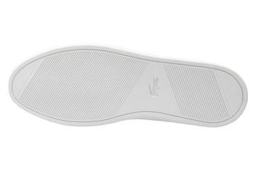 Lacoste Sneaker in Übergrößen Weiß 7-33CAM10021R5 große Herrenschuhe – Bild 6