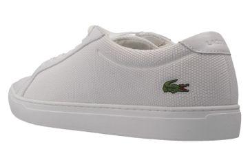 Lacoste Sneaker in Übergrößen Weiß 7-33CAM1003001 große Herrenschuhe – Bild 2