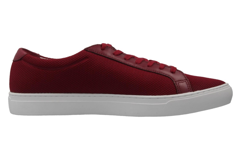 LACOSTE - L.12.12 117 1 CAM - Herren Sneaker - Rot Schuhe in Übergrößen – Bild 4