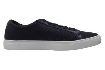 Lacoste Sneaker in Übergrößen Blau 7-33CAM1003003 große Herrenschuhe – Bild 4