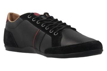 LACOSTE - Alisos 117 1 CAM - Herren Sneaker - Schwarz Schuhe in Übergrößen – Bild 5