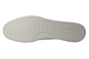 Lacoste Sneaker in Übergrößen Weiß 7-33CAM1018098 große Herrenschuhe – Bild 6