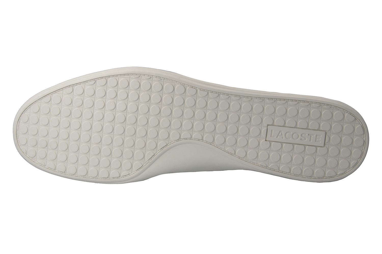 LACOSTE - Alisos 117 1 CAM - Herren Sneaker - Blau Schuhe in Übergrößen – Bild 6