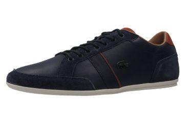 LACOSTE - Alisos 117 1 CAM - Herren Sneaker - Blau Schuhe in Übergrößen