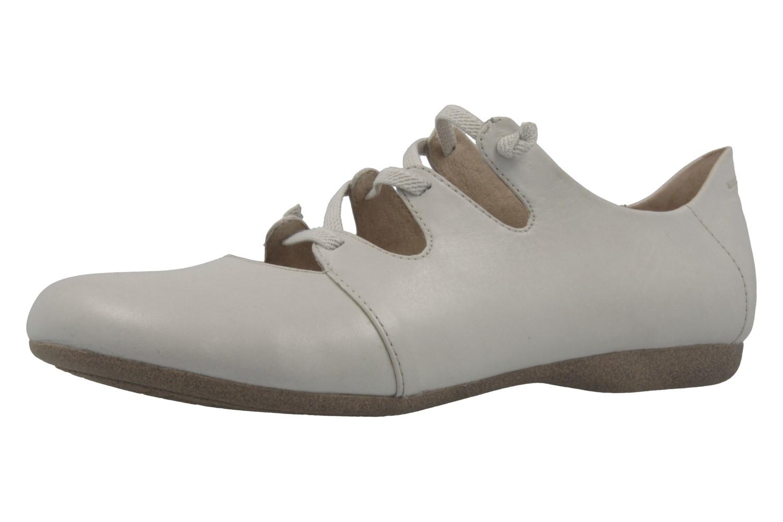 JOSEF SEIBEL - Fiona 04 - Damen Halbschuhe - Weiß Schuhe in Übergrößen – Bild 1