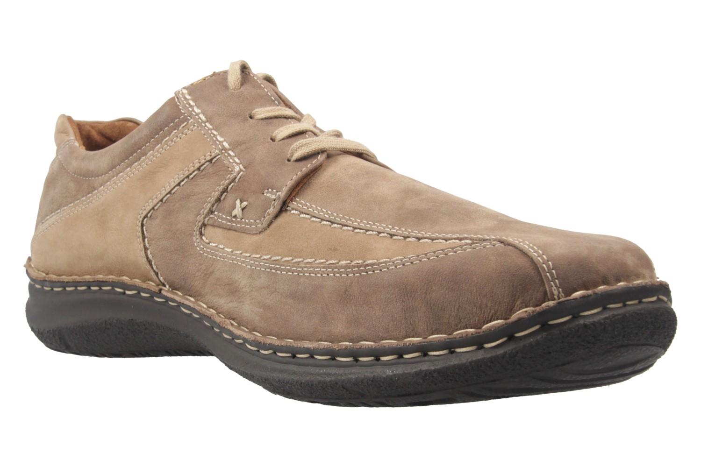 JOSEF SEIBEL - Herren Halbschuhe - Anvers 08 - Braun Schuhe in Übergrößen – Bild 5