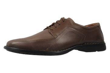 JOSEF SEIBEL - Herren Halbschuhe - Spike - Taupe Schuhe in Übergrößen – Bild 1