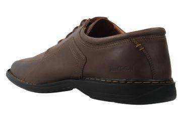 JOSEF SEIBEL - Herren Halbschuhe - Spike - Taupe Schuhe in Übergrößen – Bild 2