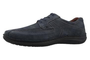 JOSEF SEIBEL - Herren Halbschuhe - Anvers 08 - Blau Schuhe in Übergrößen – Bild 1