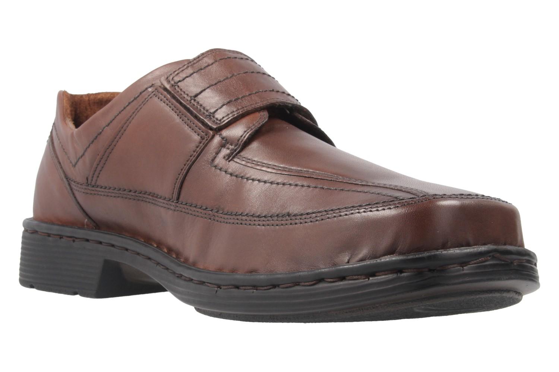 JOSEF SEIBEL - Herren Slipper - Bradfjord 06 - Braun Schuhe in Übergrößen – Bild 5