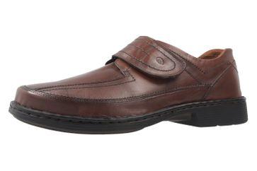 JOSEF SEIBEL - Herren Slipper - Bradfjord 06 - Braun Schuhe in Übergrößen