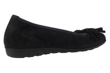 GABOR - Damen Ballerinas - Blau Schuhe in Übergrößen – Bild 3