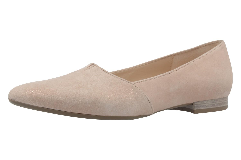 GABOR - Damen Slipper - Rosa Schuhe in Übergrößen – Bild 1