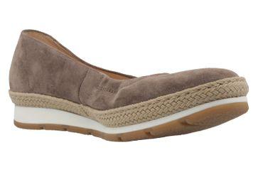 GABOR comfort - Damen Ballerinas - Grau Schuhe in Übergrößen – Bild 5