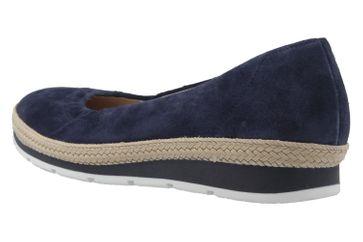 GABOR comfort - Damen Ballerinas - Blau Schuhe in Übergrößen – Bild 2