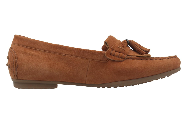 GABOR - Damen Mokassin - Braun Schuhe in Übergrößen – Bild 4
