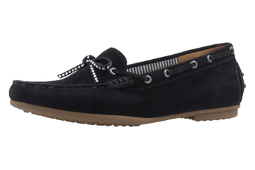 GABOR - Damen Mokassin - Blau Schuhe in Übergrößen – Bild 1
