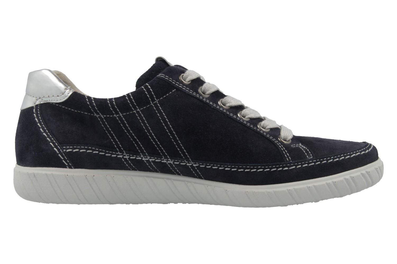 GABOR comfort - Damen Halbschuhe - Blau Schuhe in Übergrößen – Bild 4