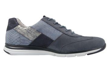 GABOR comfort - Damen Sneaker - Blau Schuhe in Übergrößen – Bild 4