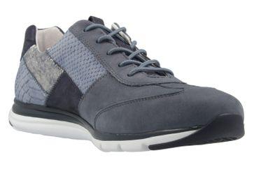 Gabor Sneaker in Übergrößen Grau 66.306.36 große Damenschuhe – Bild 5