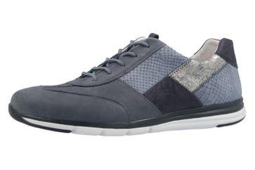 Gabor Sneaker in Übergrößen Grau 66.306.36 große Damenschuhe – Bild 1