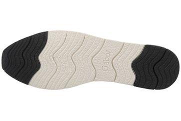 GABOR - Damen Sneaker - Silber Schuhe in Übergrößen – Bild 6