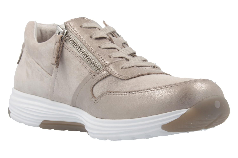 GABOR rollingsoft - Damen Halbschuhe - Beige Schuhe in Übergrößen – Bild 5