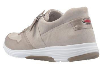 GABOR rollingsoft - Damen Halbschuhe - Beige Schuhe in Übergrößen – Bild 2