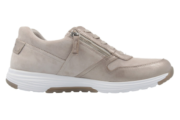 GABOR rollingsoft - Damen Halbschuhe - Beige Schuhe in Übergrößen – Bild 4
