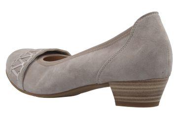 GABOR comfort - Damen Pumps - Grau Schuhe in Übergrößen – Bild 2