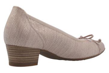 GABOR comfort - Damen Pumps - Rosa Schuhe in Übergrößen – Bild 3