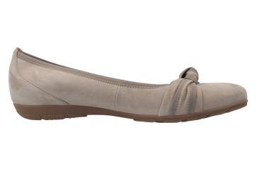 GABOR - Damen Ballerinas - Grau Schuhe in Übergrößen – Bild 4