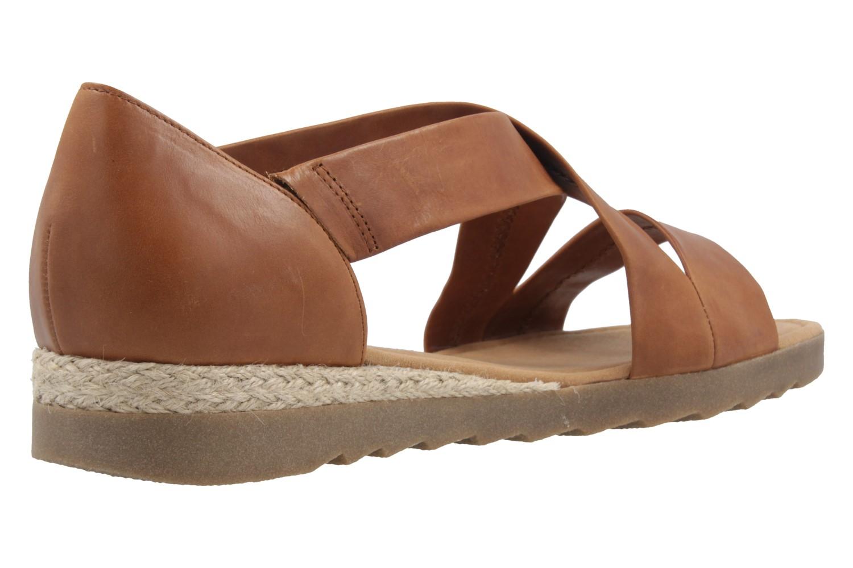 GABOR comfort - Damen Sandalen - Braun Schuhe in Übergrößen – Bild 3