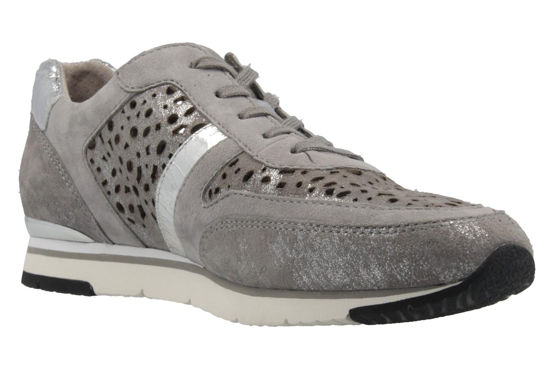 GABOR - Damen Sneaker - Grau Schuhe in Übergrößen – Bild 5