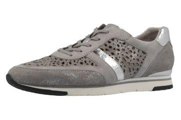 GABOR - Damen Sneaker - Grau Schuhe in Übergrößen