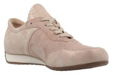 GABOR comfort - Damen Halbschuhe - Rosa Metallic Schuhe in Übergrößen – Bild 5