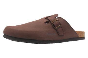 DR. BRINKMANN - Herren Clogs - Braun Schuhe in Übergrößen – Bild 1