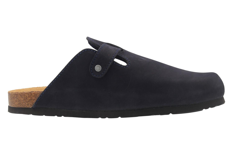 DR. BRINKMANN - Herren Clogs - Blau Schuhe in Übergrößen – Bild 4