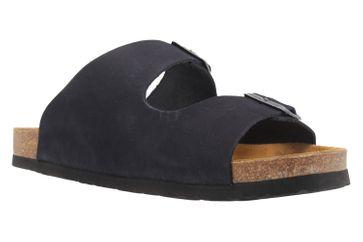 DR. BRINKMANN - Herren Pantoletten - Blau Schuhe in Übergrößen – Bild 5