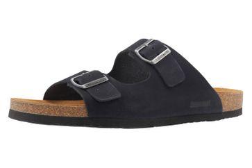 DR. BRINKMANN - Herren Pantoletten - Blau Schuhe in Übergrößen – Bild 1