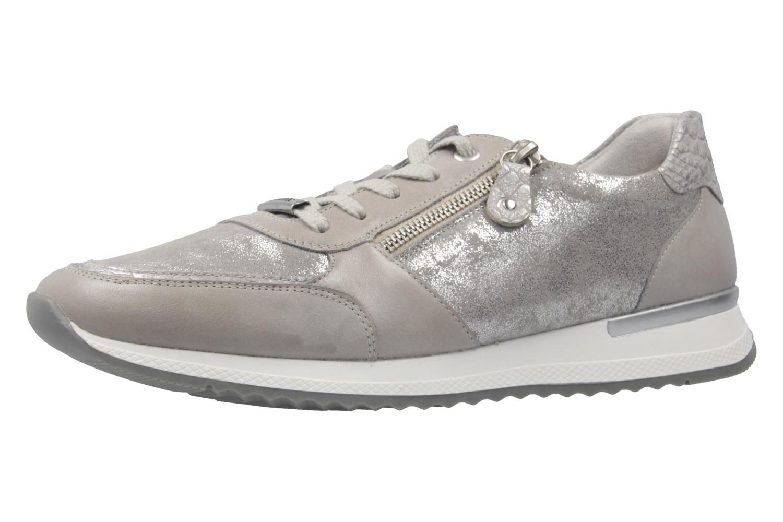 REMONTE - Damen Sneaker - Grau Schuhe in Übergrößen – Bild 1