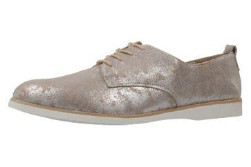 REMONTE - Damen Halbschuhe - Silber Schuhe in Übergrößen