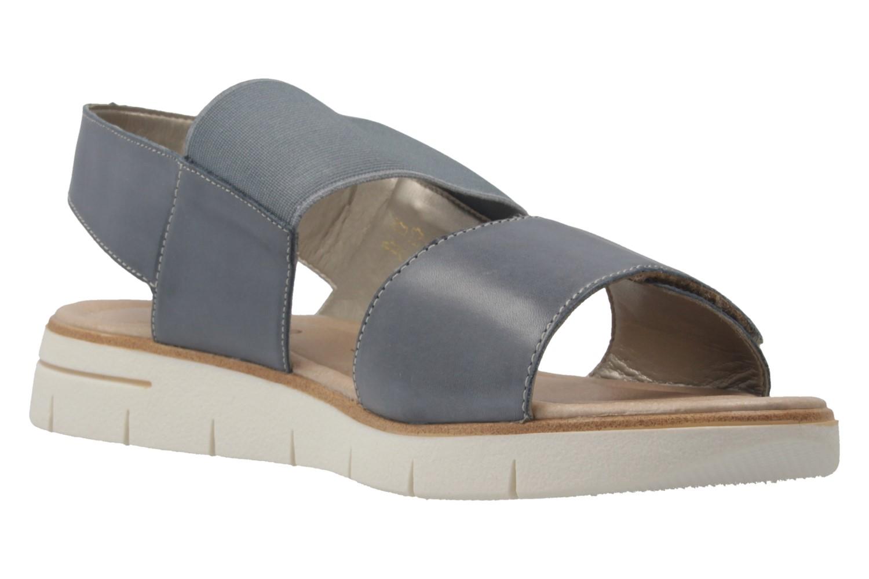 Remonte Sandalen in Übergrößen Blau D3955-14 große Damenschuhe – Bild 5