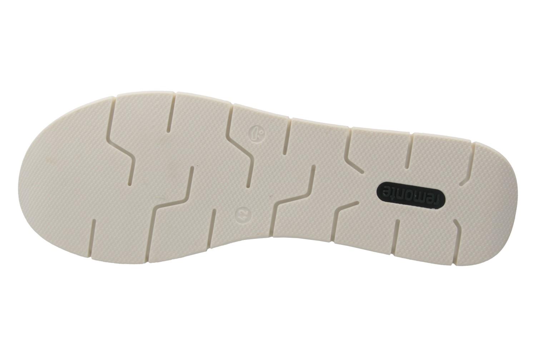 Remonte Sandalen in Übergrößen Blau D3955-14 große Damenschuhe – Bild 6