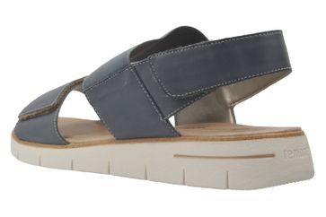 REMONTE - Damen Sandalen - Blau Schuhe in Übergrößen – Bild 2