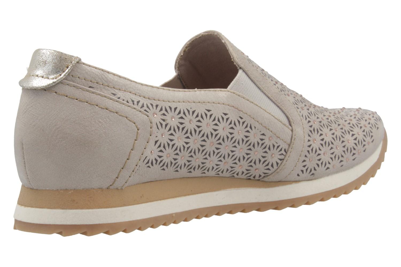 MUSTANG - Damen Slipper - Beige Schuhe in Übergrößen – Bild 3