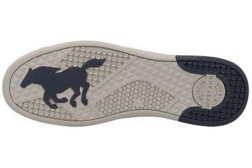 Mustang Shoes Halbschuhe in Übergrößen Blau 4098-308-800 große Herrenschuhe – Bild 6