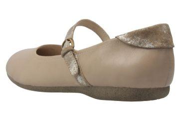 Josef Seibel Fiona 25 Ballerinas in Übergrößen Beige 87225 852 201 große Damenschuhe – Bild 2