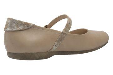 Josef Seibel Fiona 25 Ballerinas in Übergrößen Beige 87225 852 201 große Damenschuhe – Bild 3